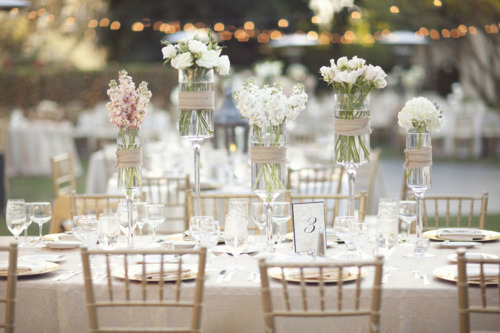 Inn at rancho santa fe blush botanicals san diego for Decoration mariage table