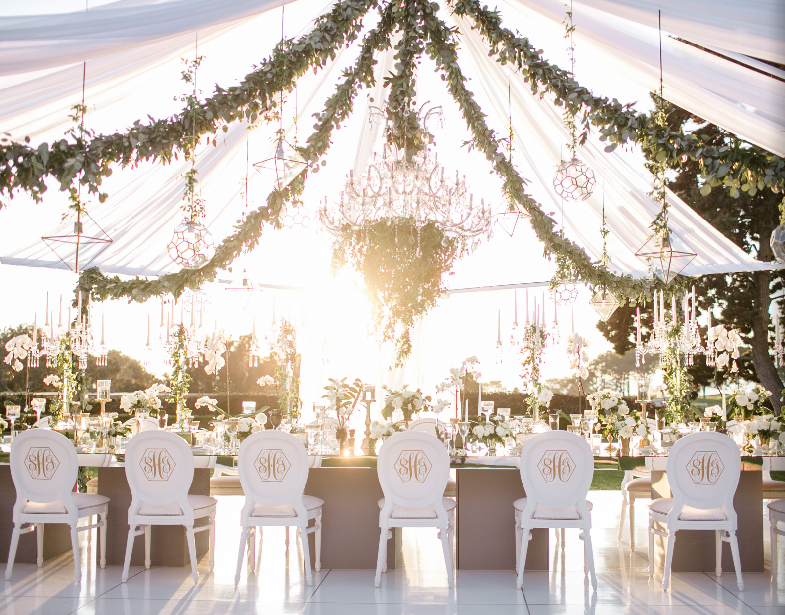Affordable Elegance Wedding Decoration Rentals